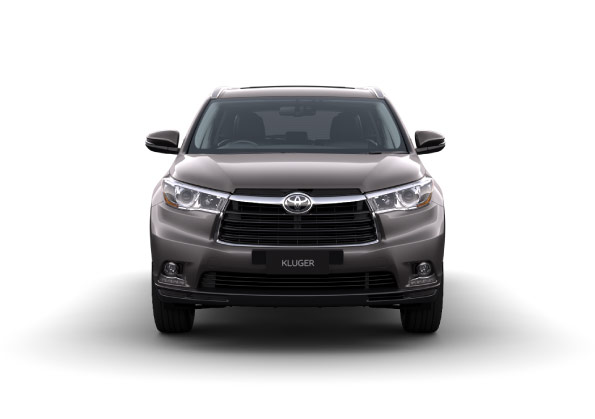Toyota kluger - Car of the year