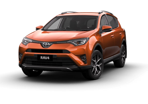 rav4 - Track bred Performance