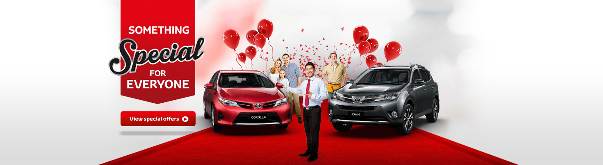 Warragul Toyota Specials